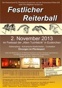 reiterballplakat2013