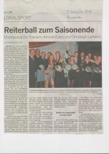 2013-11-09 Reiterball